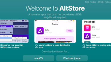 Photo of Sideload apps with AltStore for iOS 14/13/12